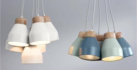Albert Cluster Pendant Lamp