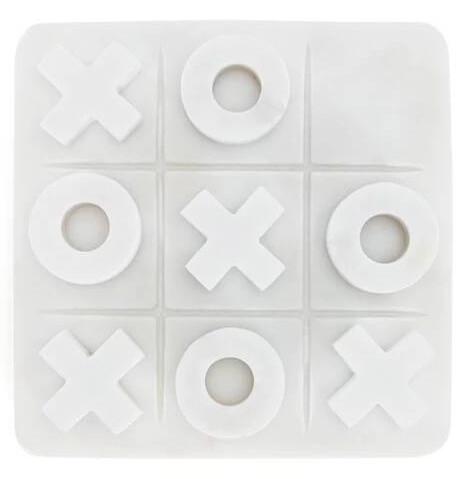 Akiko Marble Naughts and Crosses