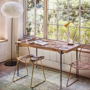 Ashton desk. home office. home office desk. writing table