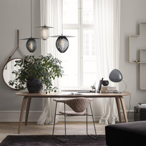 Gubi Satellite ceiling lamp