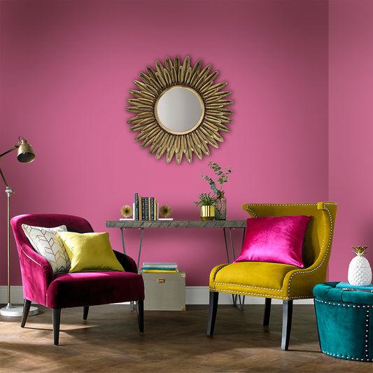 Lille Pink Matt Emulsion Paint