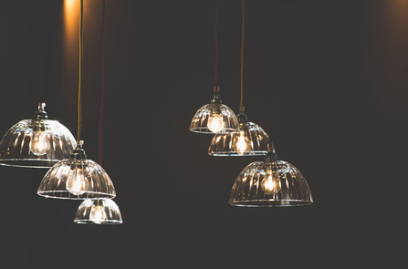 Retro Industrial Lighting