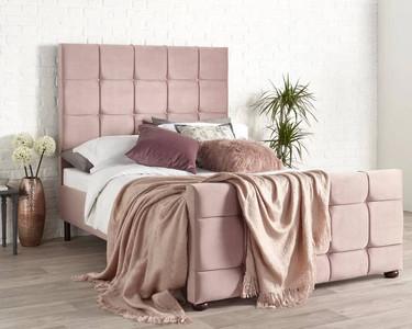 Lorrika Upholstered Bed Frame. Bedroom design ideas, Bedroom decor.