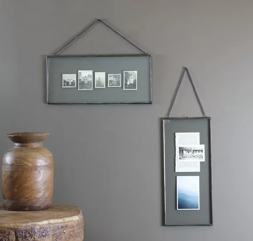 Kiko picture frame.