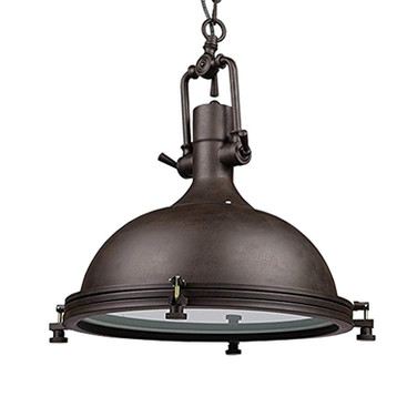 Glighone Industrial Vintage Pendant Light