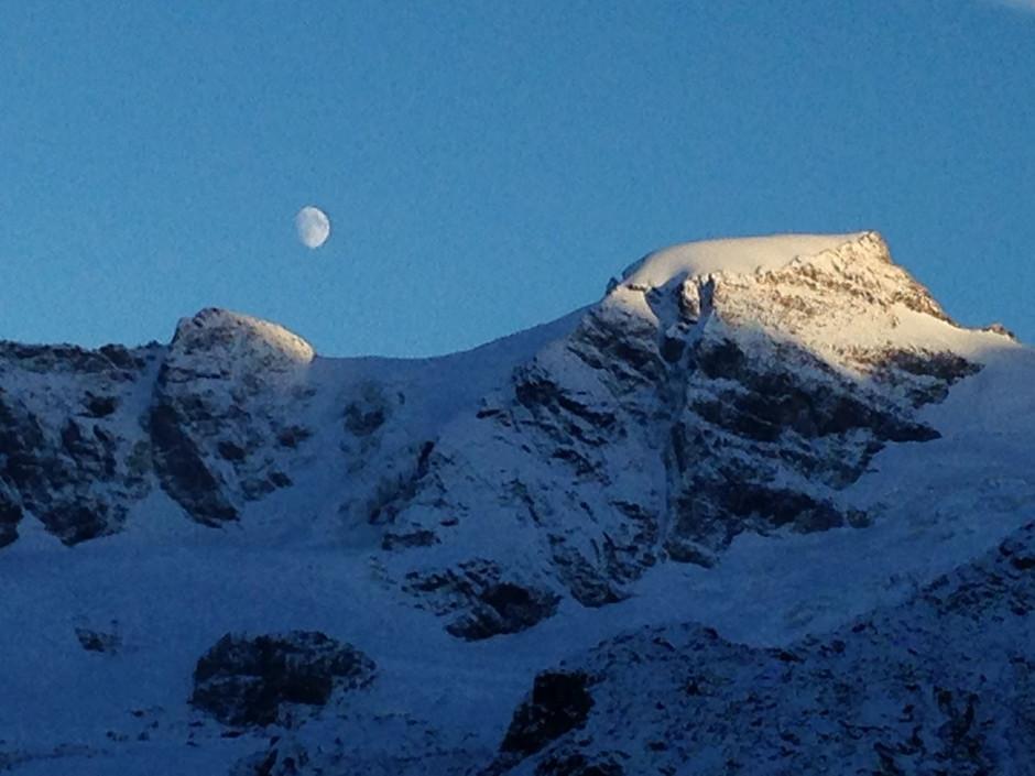 Winter Piz Cambrena