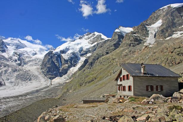 Sommer Hütte 3