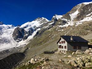Sommer Hütte 2
