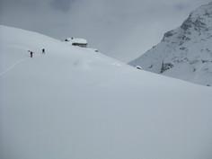 Winter Hütte 3