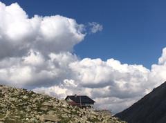 Sommer Hütte 6