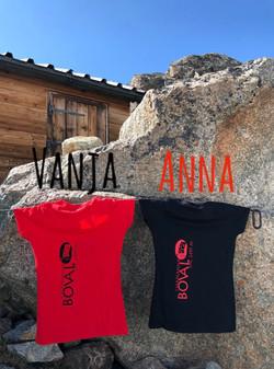 Vanja und Anna