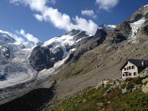 Sommer Hütte 1