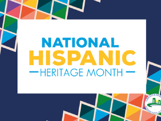 Hispanic Heritage Month 2020 — Be Proud of Your Past, Embrace the Future