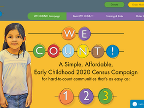 WE COUNT Kids Census Book Has Downloads in 15 Different Languages!