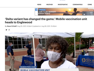 News12.com: 'Delta variant has changed the game.' Mobile vaccination unit heads to Englewood
