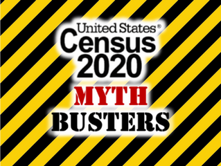 Mythbusters: 2020 Census Edition