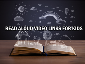 Read Aloud Video Links For Kids