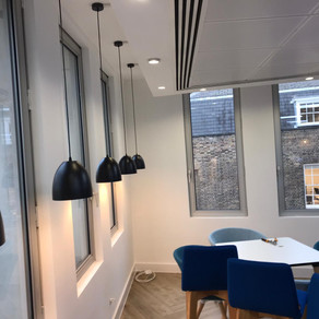 Project: Painting & Decorating - London Eye Offices
