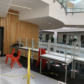 Project: Painting & Decorating -  Skinners Academy Kent