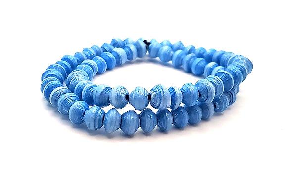 Wrist Choker Light Blue