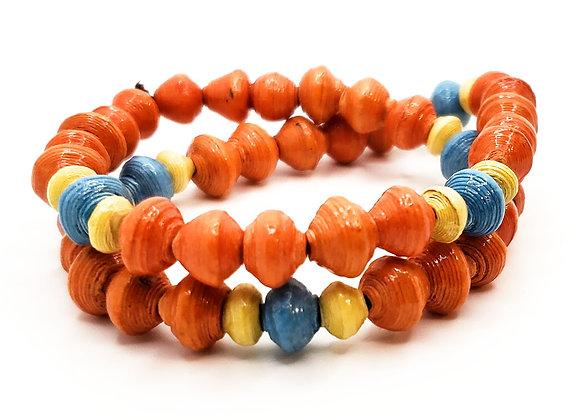 Mindfulness Orange/Blue