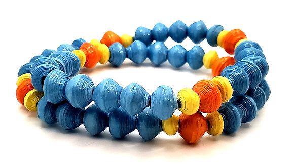 Mindfulness Blue/Orange