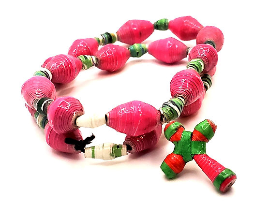 Cross Bracelet Africa Premium