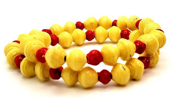 Mindfulness Yellow/Red