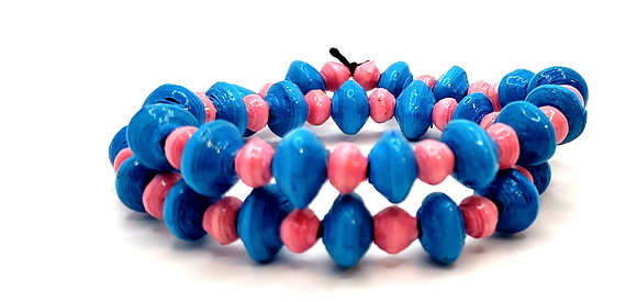 Mindfulness Blue/Pink