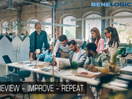 Benelogic is Your Partner for Constant Improvement