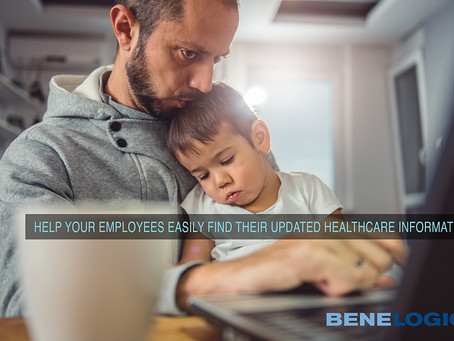 Help Your Employees Easily Find Their Updated Healthcare Information