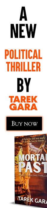 Mortal Past by Tarek Gara