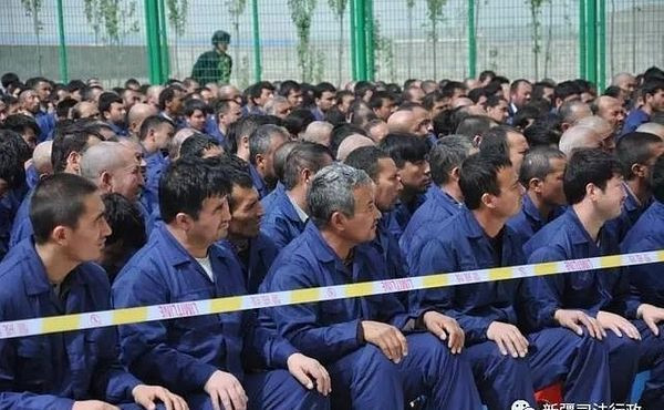Uighur Detention Camps.