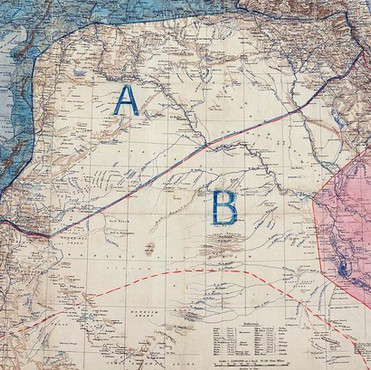 ما بعد سايكس-بيكو: قراءة تحليلية عربية