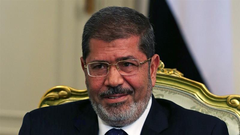 Muhammad Morsi, Egypt's former president