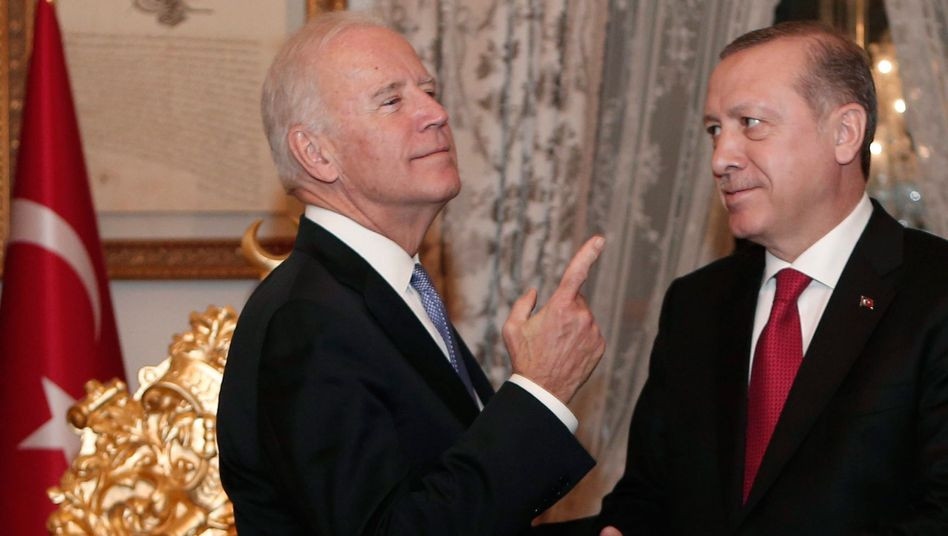 Biden's Statement on Erdogan's Turkey; Tarek Gara Blog