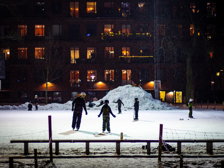 Night Skating | Julia DaSilva