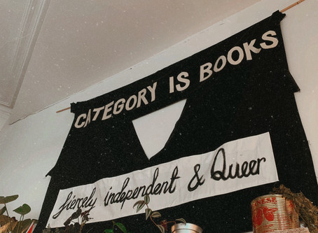Category is Books: A Fiercely Independent and Queer Haven | Sabrina Sigler