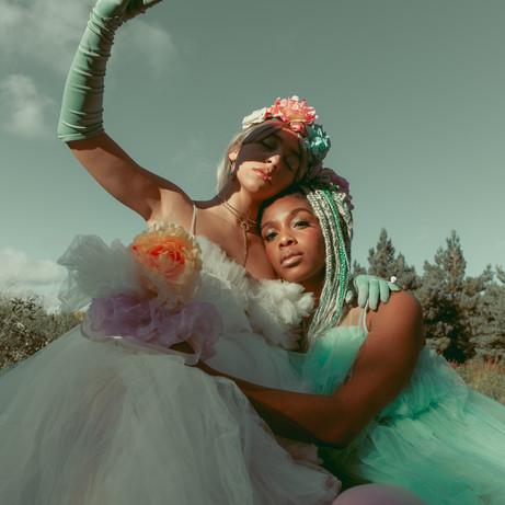 Cassandra and Lilith | Liana Mostafa, Anarchy Studios and Eliza Beecroft