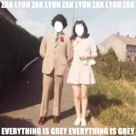 Interview | Zak Lyon: Everything is Grey, a Performance of Teenage Angst | Sabrina Sigler