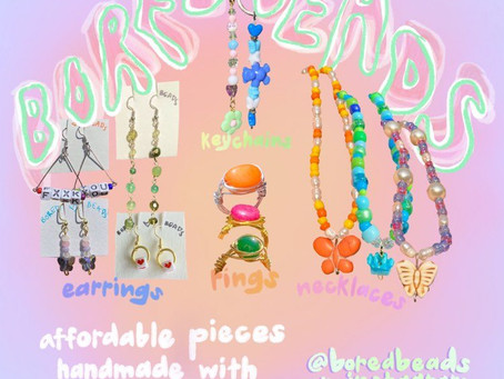 Bored Beads: Adornment and Activism