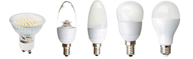 AAA-ROW of different-kinds-of-led-bulbs-