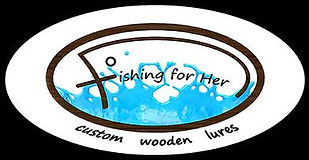 FishingForHer - Custom hand made lures