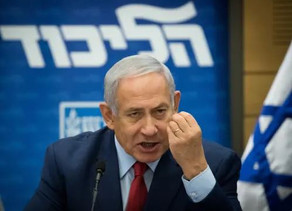 Benjamin Netanyahu will do anything to cling on to power