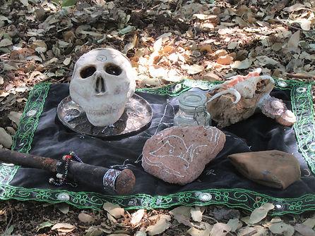 הכשרת מכשפות שבטיות