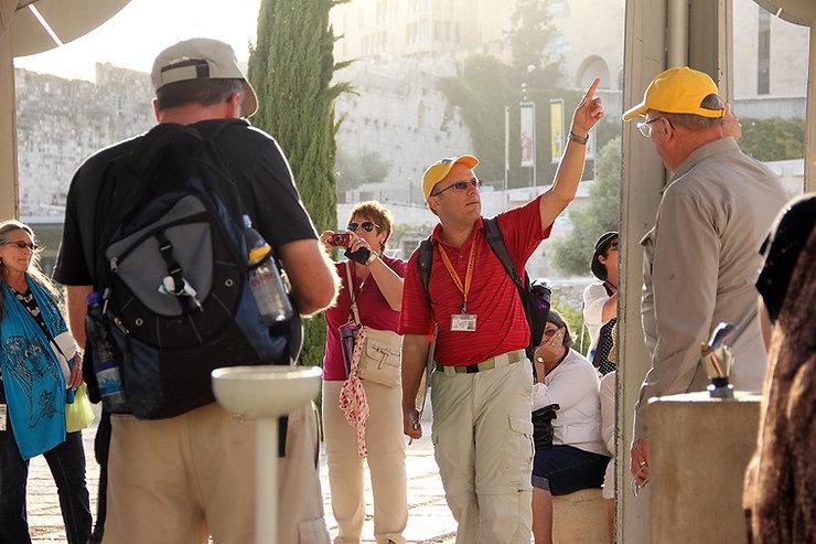 David Wexler Israel Tours