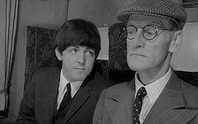 ווילפרד ברמבל, השחקן ששיחק את סבו של פול בסרט A Hard Day's Night נפטר בלונדון.