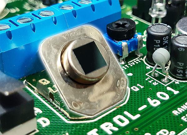 PIR sensor protection