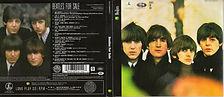 Beatles For Sale נמצא במקום הראשון בשבוע החמישי ברציפות בבריטניה.