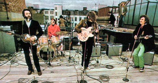 הקונצרט על הגג
